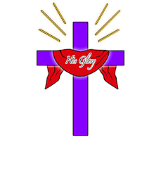 His Glory, logo