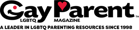 Gay Parent Magazine, logo