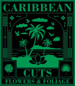 Caribbean Cuts Flowers and Foliage footer logo