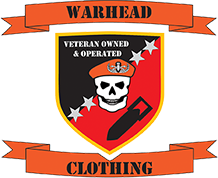 Warhead Clothing, Header Logo