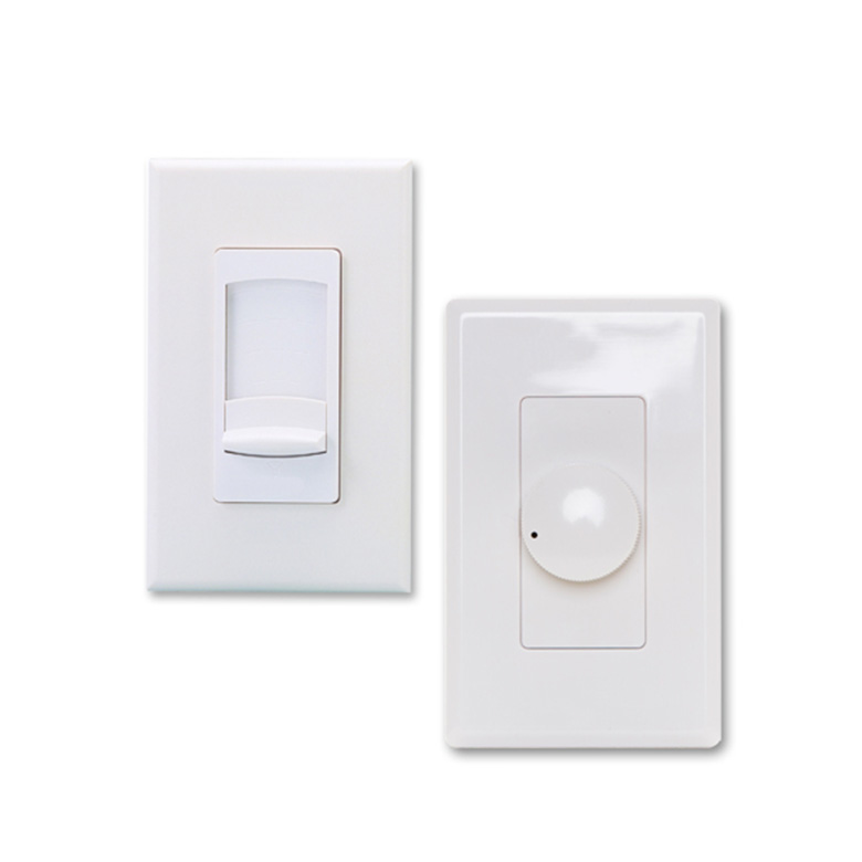 White Control4 AC-WP1-W Wall Plate 1-Gang Single Gang Wall Plate Faceplate